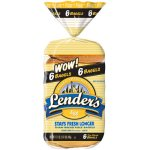 Lender's Refrigerated Egg Bagels, 6 ct, 17.1 oz