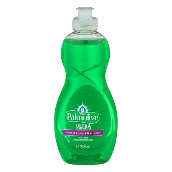 Palmolive Ultra Concentrated Liquid Dish Soap Original