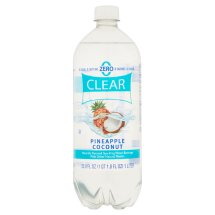 Clear American Sparkling Water, Pineapple Coconut, 33.8 Fl Oz, 1 Count