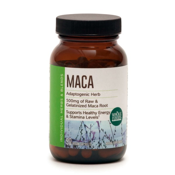 Whole Foods Market Maca Capsules