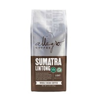 Allegro Sumatra Lintong Whole Bean Coffee