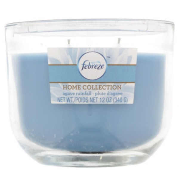 Febreze Home Collection 2 Wick Agave Nectar Jar Candle