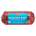 85% Lean/ 15% Fat, Ground Beef Roll, 1 Lbs
