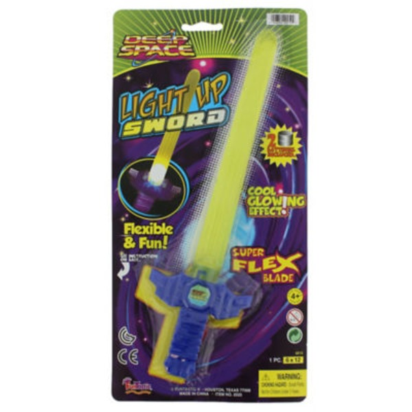 Funtastic Light Up Sword Assorted Colors