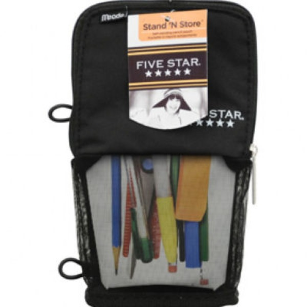 Mead Five Star Stand N Store Pencil Pouch