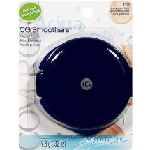 COVERGIRL CG Smoothers Pressed Powder, Translucent Light