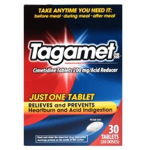 Tagamet HB 200 Acid Reducer Tablets - 30 CT