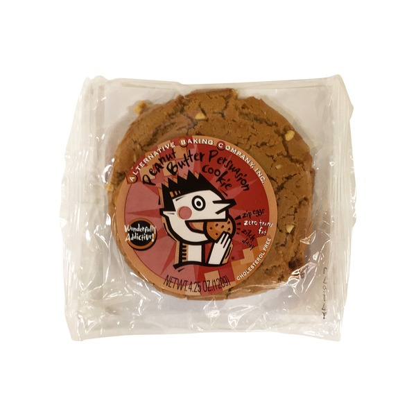 Alternative Baking Company Peanut Butter Persuasion Cookie