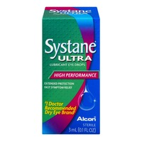 Alcon Systane Ultra Lubricant Eye Drops
