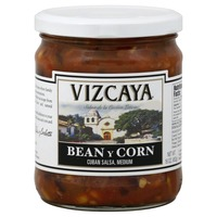 Vizcaya Cuban Bean & Corn Medium Salsa