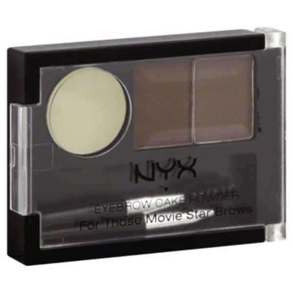 NYX Eyebrow Cake Powder - Taupe / Ash