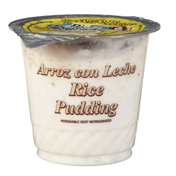 Angelicas Rice Pudding