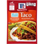 McCormick® Taco Seasoning, 30% Less Sodium, 1 oz. Packet