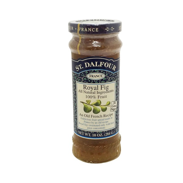 St. Dalfour Deluxe Royal Fig Fruit Spread