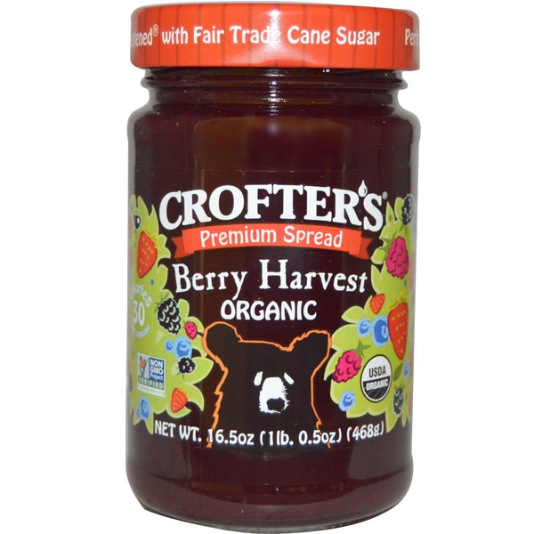 Crofter's Berry Harvest Spread