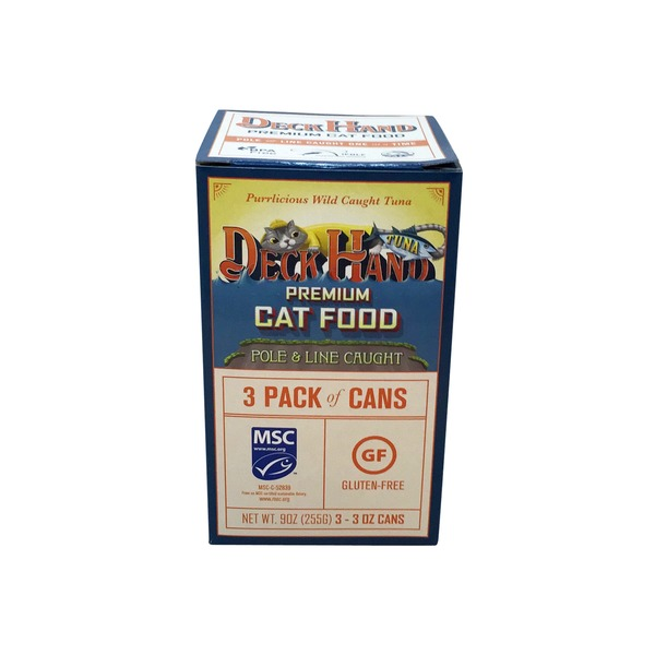 Deck Hand Tuna Premium Cat Food