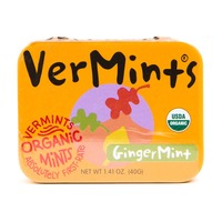 VerMints GingerMint Breath Mints