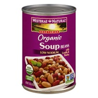 Westbrae Natural Vegetarian Organic Soup Beans