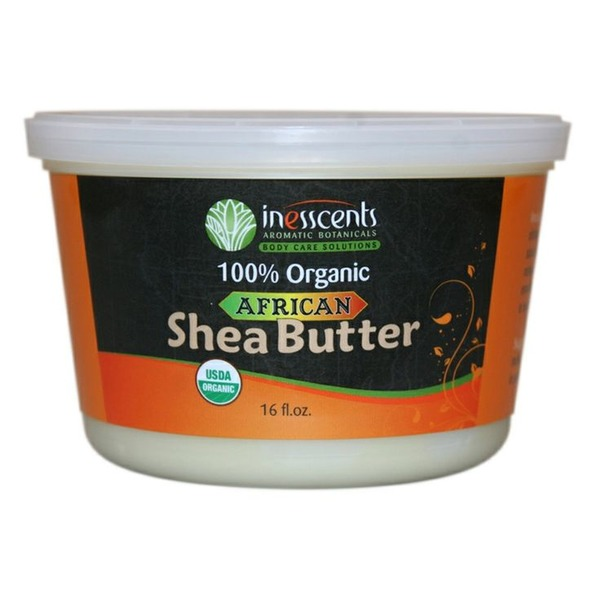 Inesscents 100% African Shea Butter