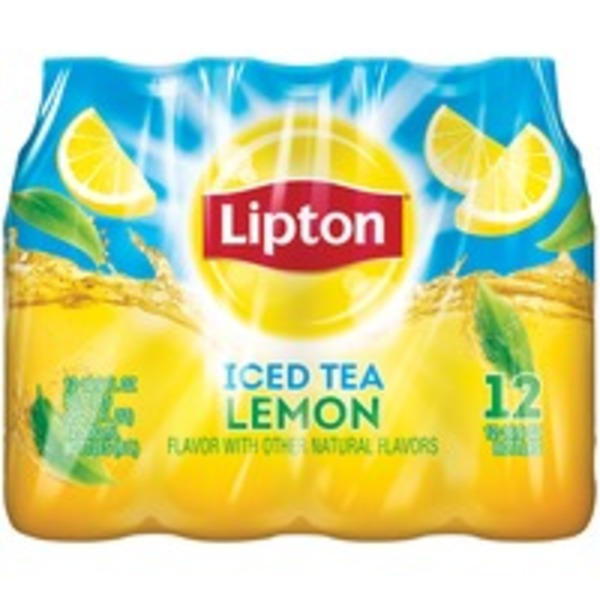 Lipton Iced Tea Lemon