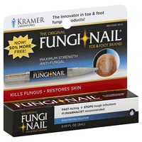 Fungi Nail Toe & Foot Double Strength Pen Brush Applicator Anti Fungal Solution