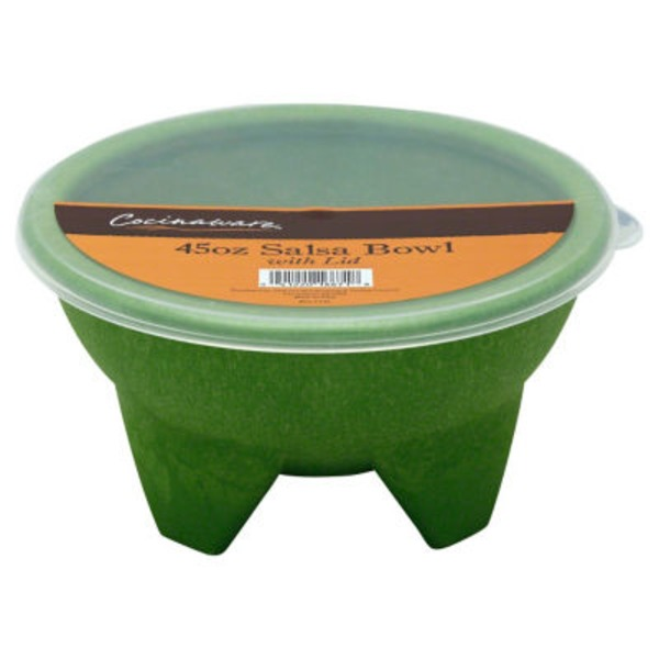 Cocinaware Large Green Salsa Bowl