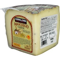 Kirkland Signature 6 Month Aged Spanish Manchego Cheese
