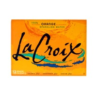 LaCroix Orange Sparkling Water
