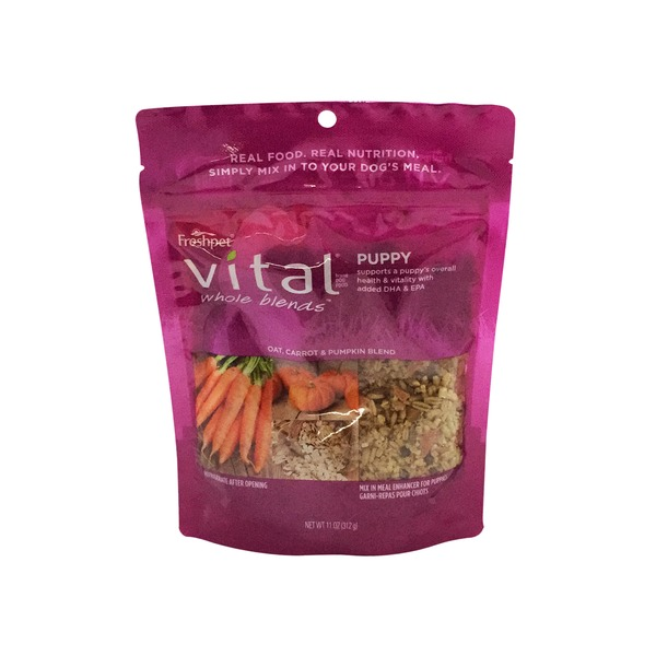 Freshpet Vital Whole Blends Puppy Recipe Mix