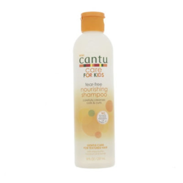 Cantu Shea Butter Care for Kids Tear-Free Nourishing Shampoo