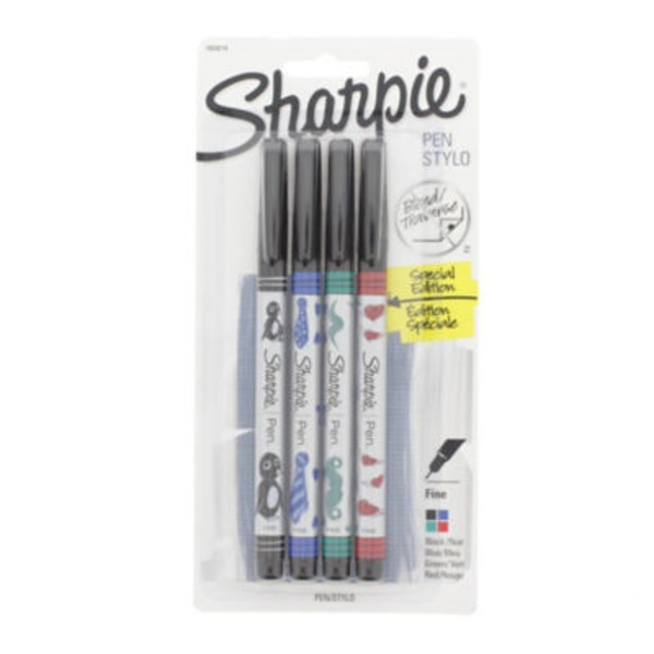 Sharpie Wraps Pen