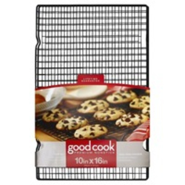 Good Cook Pro Cooling Rack Set, Premium Nonstick, 10X16IN, Sleeve