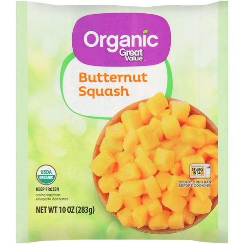 Great Value Organic Butternut Squash