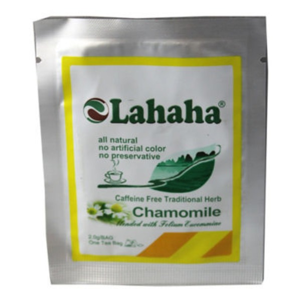 Lahaha Chamomile Herbal Tea