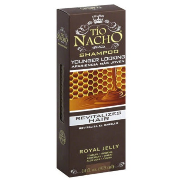 Tio Nacho Royal Jelly Younger Looking Shampoo