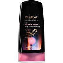 L'Oreal Paris Advanced Haircare Nutri-Gloss High Shine Conditioner