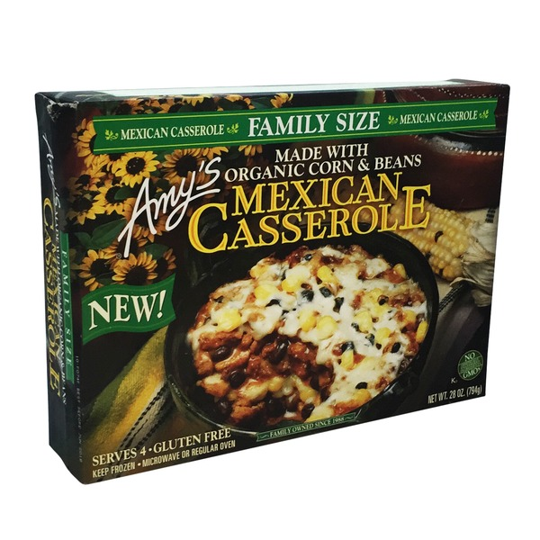 Amy's Mexican Casserole