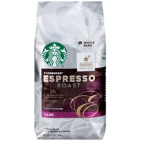 Starbucks Dark Espresso Roast Whole Bean Coffee
