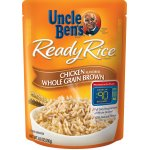 Uncle Ben's Ready Rice Chicken Flavored Whole Grain Brown, 8.8 oz