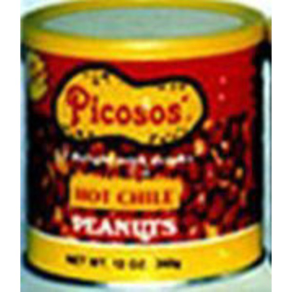 Picosos Hot Chile Peanuts