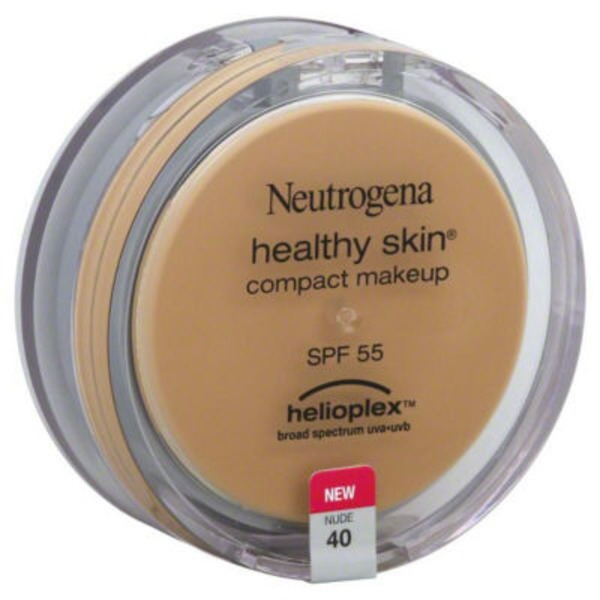 Neutrogena® Compact Makeup with Helioplex SPF 55 Nude 40 Healthy Skin