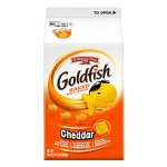 Pepperidge Farm Goldfish Baked Snack Crackers, Cheddar, 30 Oz