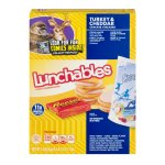 Lunchables Turkey & Cheddar Cracker Stackers, 2.9 OZ