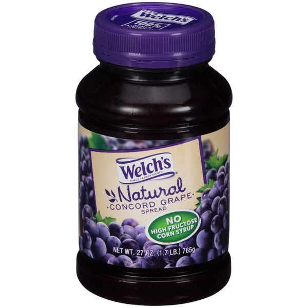 Welch's Concord Grape Spread