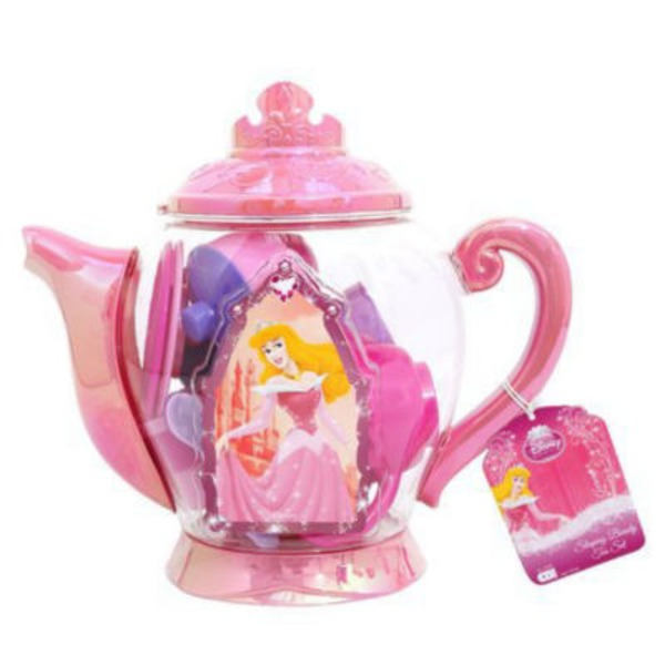 Disney Princess Teapot Playset