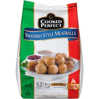 Cooked Perfect   Us Swedish Style Meatballs