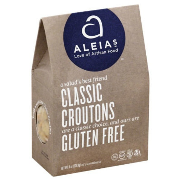 Aleia's Classic Croutons Gluten Free