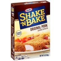 Kraft Shake 'n Bake Original Pork Seasoned Coating Mix