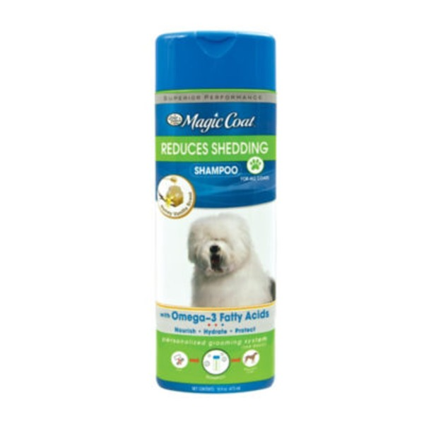 Four Paws Magic Coat Reduces Shedding Dog Shampoo