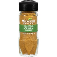 McCormick Gourmet Collection All Natural Curry Powder